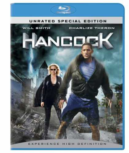 Bestselling Movies (2008) - Hancock (Unrated) [Blu-ray] by Peter Berg