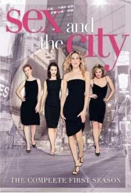 Bestselling Movies (2008) - Sex and the City - The Complete First Season by Alison Maclean