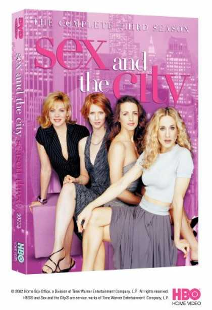 Bestselling Movies (2008) - Sex and the City: The Complete Third Season by Allen Coulter