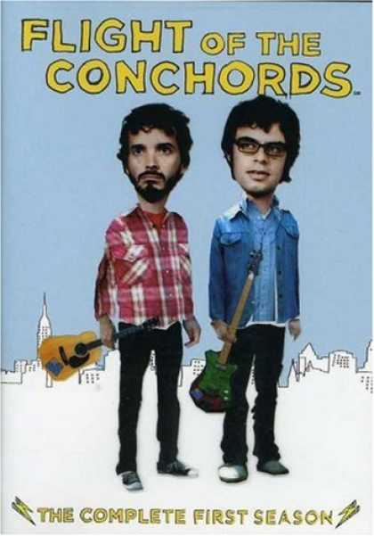 Bestselling Movies (2008) - Flight of the Conchords - The Complete First Season
