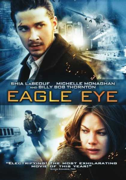 Bestselling Movies (2008) - Eagle Eye by D.J. Caruso
