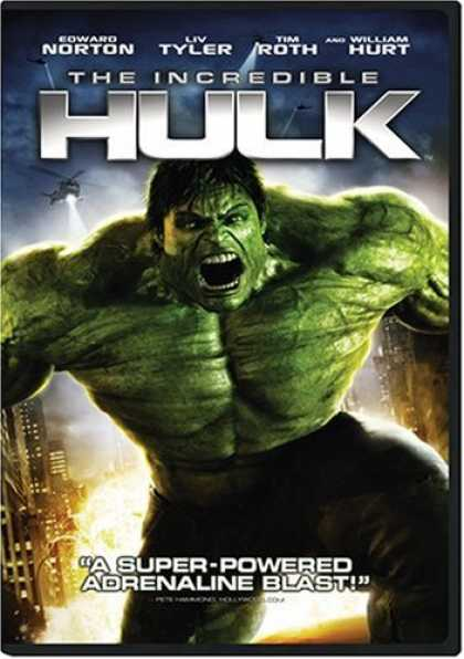 Bestselling Movies (2008) - Incredible Hulk (Widescreen Edition) by Louis Leterrier