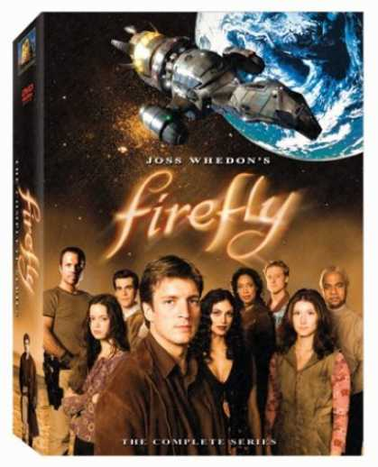 Bestselling Movies (2008) - Firefly - The Complete Series by Joss Whedon
