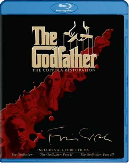 Bestselling Movies (2008) - The Godfather - The Coppola Restoration Giftset (The Godfather / The Godfather P