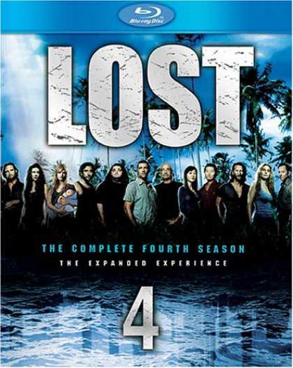 Bestselling Movies (2008) - Lost: The Complete Fourth Season [Blu-ray]