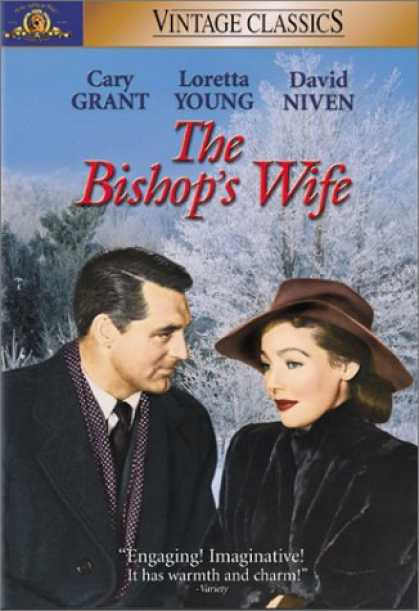 Bestselling Movies (2008) - The Bishop's Wife by Henry Koster