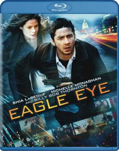 Bestselling Movies (2008) - Eagle Eye [Blu-ray] by D.J. Caruso