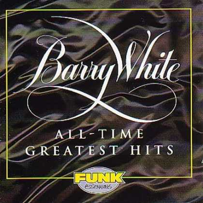 Bestselling Music (2006) - Barry White - All-Time Greatest Hits by Barry White