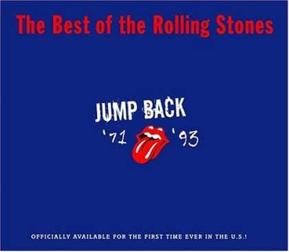 Bestselling Music (2006) - Jump Back: The Best of the Rolling Stones 1971-1993 by The Rolling Stones