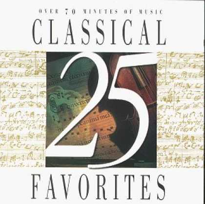 Bestselling Music (2006) - 25 Classical Favorites