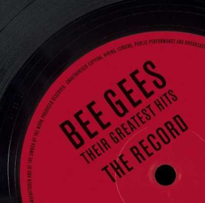 Bestselling Music (2006) - Their Greatest Hits: The Record by The Bee Gees