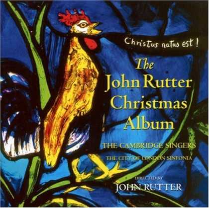 Bestselling Music (2006) - The John Rutter Christmas Album by Cambridge Singers