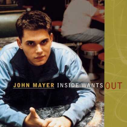 Bestselling Music (2006) - Inside Wants Out by John Mayer