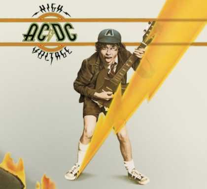 Bestselling Music (2006) - High Voltage by AC/DC