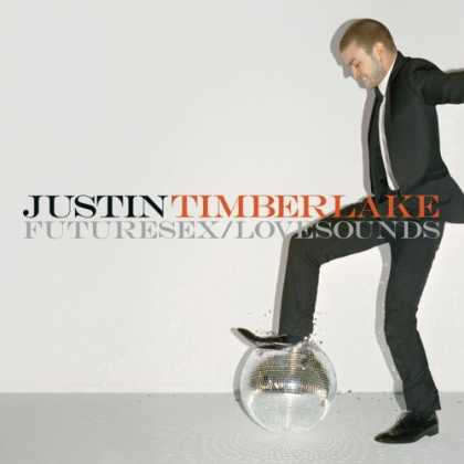 Bestselling Music (2006) - FutureSex/LoveSounds by Justin Timberlake