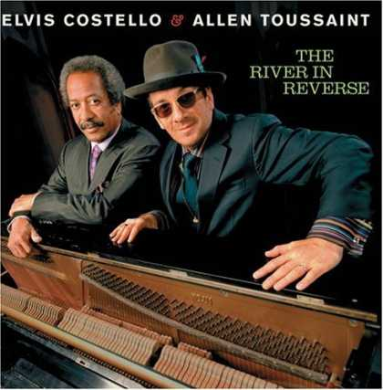 Bestselling Music (2006) - The River in Reverse by Elvis Costello
