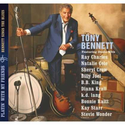 Bestselling Music (2006) - Playin' with My Friends: Bennett Sings the Blues by Tony Bennett
