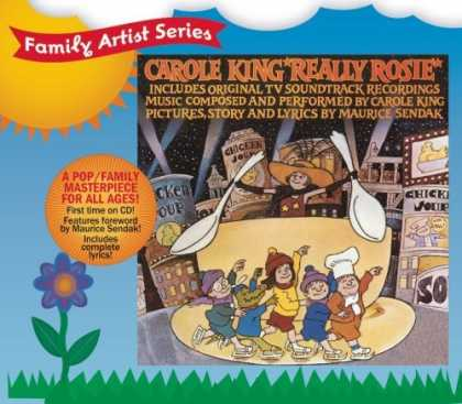 Bestselling Music (2006) - Really Rosie (1975 Television Special) by Carole King