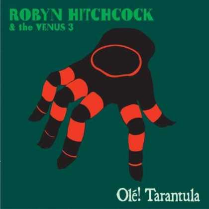 Bestselling Music (2006) - Olé! Tarantula by Robyn Hitchcock & the Venus 3
