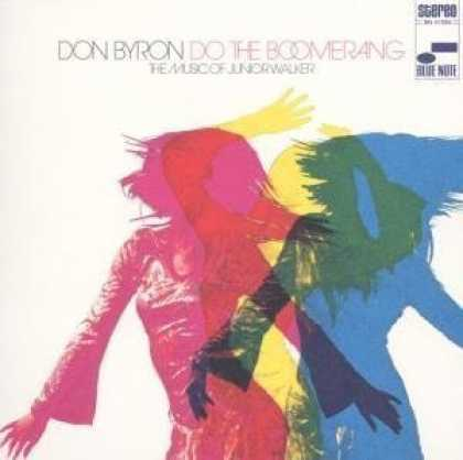 Bestselling Music (2006) - Do the Boomerang: The Music of Junior Walker by Don Byron