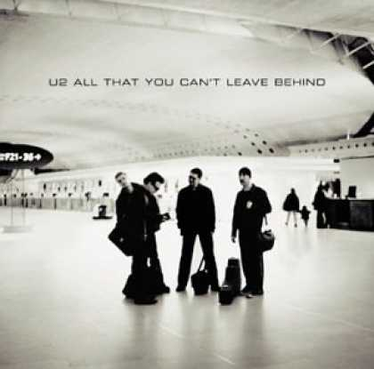 Bestselling Music (2006) - All That You Can't Leave Behind by U2