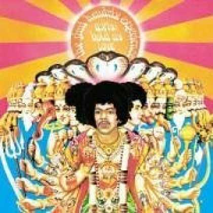 Bestselling Music (2006) - Axis: Bold As Love by The Jimi Hendrix Experience