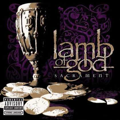 Bestselling Music (2006) - Sacrament by Lamb of God