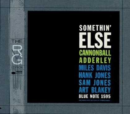 Bestselling Music (2006) - Somethin' Else by Cannonball Adderley