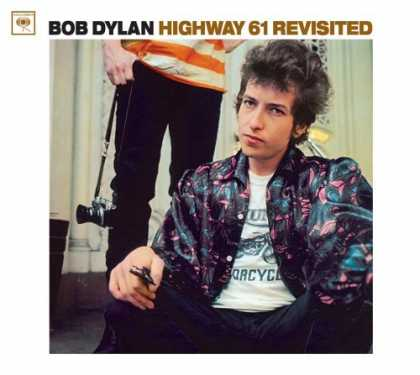 Bestselling Music (2006) - Highway 61 Revisited by Bob Dylan
