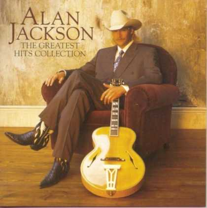 Bestselling Music (2006) - Alan Jackson - Greatest Hits Collection by Alan Jackson