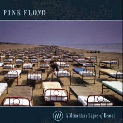 Bestselling Music (2006) - A Momentary Lapse of Reason by Pink Floyd
