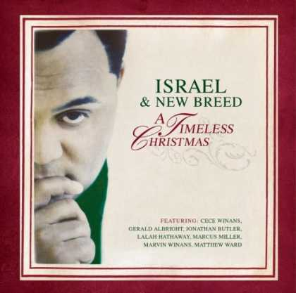 Bestselling Music (2006) - A Timeless Christmas by Israel & New Breed