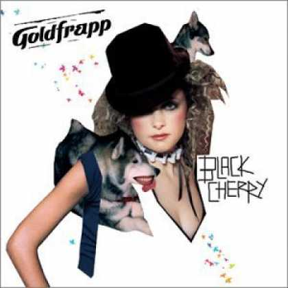 Bestselling Music (2006) - Black Cherry by Goldfrapp