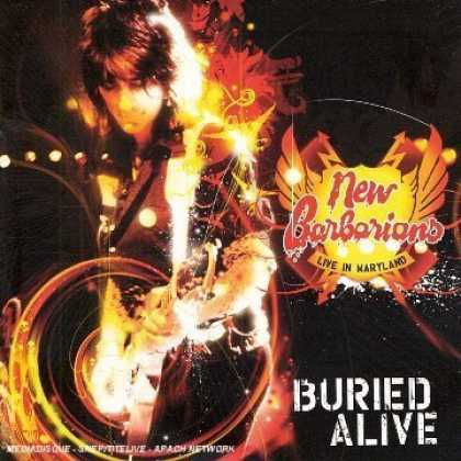 Bestselling Music (2006) - Buried Alive: Live in Maryland by New Barbarians