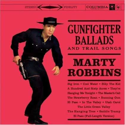 Bestselling Music (2006) - Gunfighter Ballads & Trail Songs by Marty Robbins