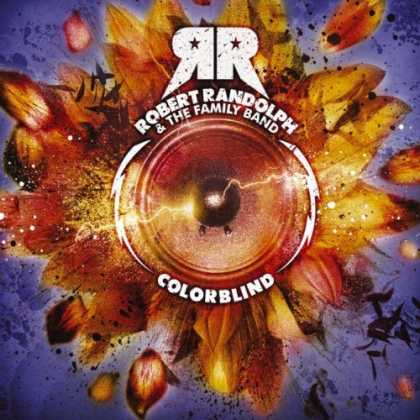 Bestselling Music (2006) - Colorblind by Robert Randolph
