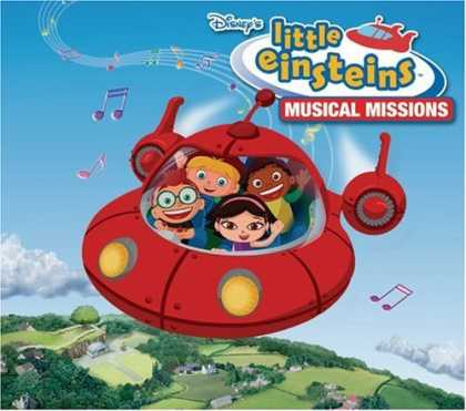 Bestselling Music (2006) - Little Einsteins: Musical Missions by Disney