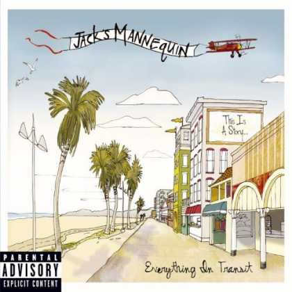 Bestselling Music (2006) - Everything in Transit by Jack's Mannequin