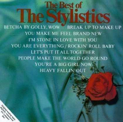Bestselling Music (2006) - The Best of the Stylistics by The Stylistics