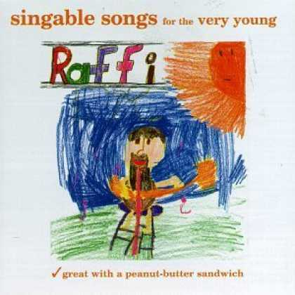 Bestselling Music (2006) - Singable Songs for the Very Young: Great with a Peanut-Butter Sandwich by Raffi
