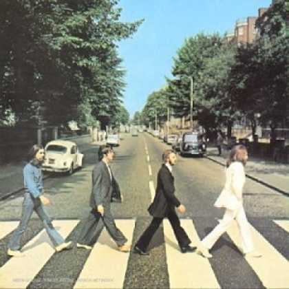 Bestselling Music (2006) - Abbey Road by The Beatles