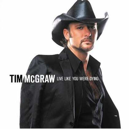 Bestselling Music (2006) - Live Like You Were Dying by Tim McGraw
