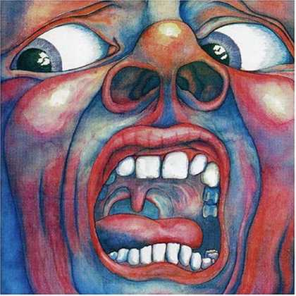 Bestselling Music (2006) - In the Court of the Crimson King by King Crimson