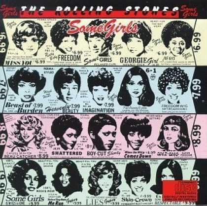 Bestselling Music (2006) - Some Girls by The Rolling Stones