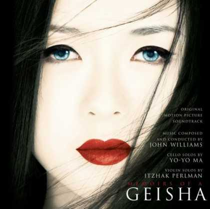 Bestselling Music (2006) - Memoirs of a Geisha