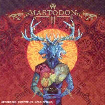 Bestselling Music (2006) - Blood Mountain by Mastodon