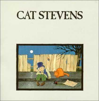 Bestselling Music (2006) - Teaser and the Firecat by Cat Stevens