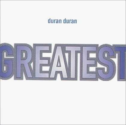 Bestselling Music (2006) - Greatest by Duran Duran