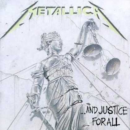 Bestselling Music (2006) - ...And Justice For All by Metallica