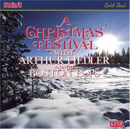 Bestselling Music (2006) - A Christmas Festival by Boston Pops